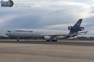 MD11F D-ALCB  GEC New Livery