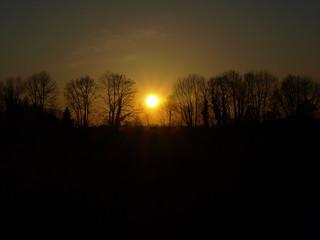 Sonnenuntergang - Tetz