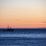 Horizontal Line Of Sunset thumbnail