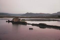 (Kantaber_) Tags: marsh swamp river ruins tides mill landscape waterscape sunset golden hour mountains