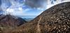 Mono Lake from Koip Peak Pass - Sierra (Bruce Lemons) Tags: sierranevada mountains backpacking hike hiking wilderness landscape california lake koippeak koippeakpass monolake anseladamswilderness
