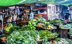 Life in Bagan Myanmar-33 (Yasu Torigoe) Tags: atthemanisithumarketinnyaunguwhichisamainmarketinb nyaungu mandalayregion myanmarburma mm atthemanisithumarketinnyaunguwhichisamainmarketinbaganplainsofmyanmar