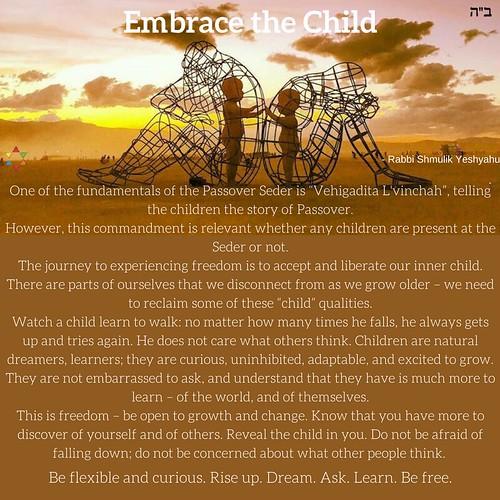 Embrace the Child