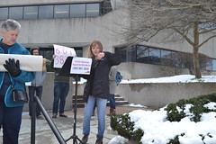 RECLAIM Action 3/14/18 in Lexington (Kentuckians For The Commonwealth) Tags: reclaim reclaimact coalmining justtransition brightfuture mitchmcconnell grassrootsaction directaction