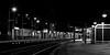 Leitz Wetzlar Elmarit-R 35 mm f/2.8 - DSCF4360 (::Lens a Lot::) Tags: leitz wetzlar elmaritr 35 mm f28 1969 | 6 blades iris leica r paris 2018 black white street photography train gate people bench vintage manual fixed prime lens german germany noir et blanc monochrome intérieur station personnes profondeur de champ depth field 2017 metro subway dark darkness underground fenêtre