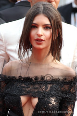 EMILY RATAJKOWSKI 01 (starface83) Tags: portrait film festival cannes actor actress emily ratajkowski