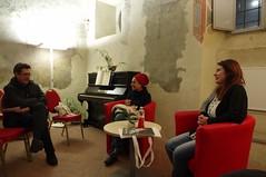 IMGP4873 (i'gore) Tags: montemurlo teatro fts salabanti fondazionetoscanaspettacolo donna donne libertà felicità ritapelusio satira ironia marcorampoldi pemhabitatteatrali