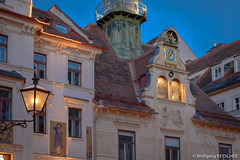 Glockenspielplatz (wketsch) Tags: 50mm d750 graz urbn street austria exploration city nikon historical architecture culture fine