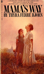 Mama's-Way-by-Thyra-Ferre-Bjorn (Count_Strad) Tags: novel book cover vintage paperback
