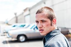 Adrian Ladron (Luis Montemayor) Tags: adrianladron la4tacompañia movie pelicula film actor cadillac jail carcel man hombre