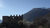 Castello di Grumello (Alberto Cameroni) Tags: valtellina montagnainvaltellina castellodigrumello controluce leica leicaxtyp113