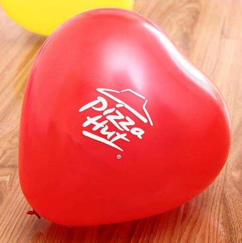 Hartballonnen Bedrukt