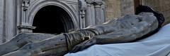 viernes santo (3) (canecrabe) Tags: christ mort déposition cristojacente diegodearanda sculpture monastère vendredisaint sanjeronimo grenade passion hyéronimites