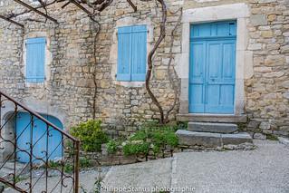 Ruelle à Gras en Ardèche