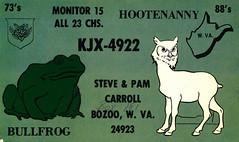 30025317 (myQSL) Tags: cb radio qsl card 1970s