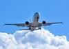 Vancouver 02April18.01 (Pervez 183A) Tags: boeing737max yvr cyvr landing westjet leapengines aviation