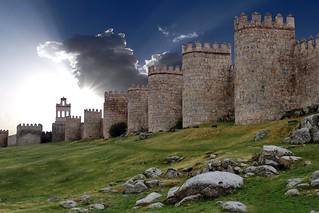 Ávila, la bella durmiente de la tierra castellana