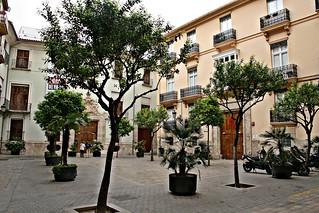 Plaza de Cisneros - València