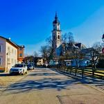 Church in Kiefersfelden, Bavaria, Germany thumbnail