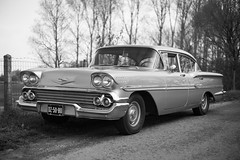 L1005986.jpg (romanboed) Tags: leica m 240 summilux 50 europe bokeh classic car oldtimer black white monochrome bw