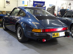 1980 Porsche 911 SC (Neil's classics) Tags: vehicle porsche 911 1980