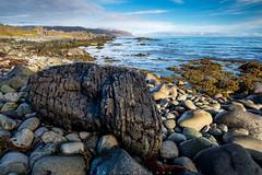 Kaldrananes, Westfjords, Iceland (Fabien Guittard) Tags: voyage paysage automne plage rocher nature beach fall landscape rock travel vestfirðir islande is