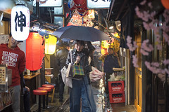 CAN'T STOP THE RAIN (ajpscs) Tags: ajpscs japan nippon 日本 japanese 東京 tokyo city people ニコン nikon d750 tokyostreetphotography streetphotography street seasonchange winter fuyu ふゆ 冬 2018 shitamachi night nightshot tokyonight nightphotography citylights omise 店 tokyoinsomnia nightview lights hikari 光 dayfadesandnightcomesalive alley othersideoftokyo strangers urbannight attheendoftheday urban walksoflife coldoutsidewarminside izakaya 居酒屋 taxiiswaiting taxi rain ame 雨 雨の日 whenitrains 傘 badweather whentheraincomes cityrain tokyorain wetnight rainynight rainingmen cantstoptherain