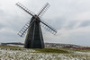 The black windmill (PhredKH) Tags: canonphotography coastalbritain fredkh photosbyphredkh phredkh rottingdean southcoast splendid snow windmill 2470mm ef2470mmf4lisusm canoneos5dmarkiii outdoorphotography scenic iconic buildings architecture
