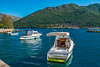 Working Boats (fotofrysk) Tags: sparklywaters bay fjord boats sea sky blue trees hills istriamontenegroroadtrip montenegro bayofkotor adriaticcoast dalmatiancoast sigma1750mmf28exdcoxhs nikond7100 201710099282