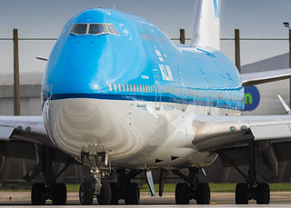 PH-BFF KLM Royal Dutch Airlines Boeing 747-406(M)