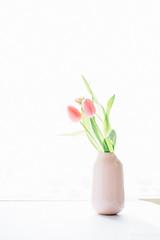 Soft pink tulips (WillemijnB) Tags: tulips tulip tulipe tulp roze rose pink spring lente voorjaar cute sweet happy soft