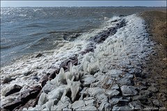 March 18th, last day of winter 2018? (Ciao Anita!) Tags: hoorn noordholland nederland netherlands olanda ijsselmeer ijs ice ghiaccio theperfectphotographer