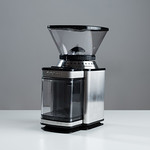 Conical coffee grinder for coarse and finely ground espresso beans from cuisinart thumbnail
