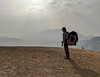Checking out the conditions at Tower Hill (faram.k) Tags: kamshet paragliding towerhill maharashtra india in