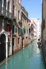 Rio de le Ostreghe (magro_kr) Tags: wenecja venice venezia włochy wlochy italy italia wenecjaeuganejska veneto rzeka kanał kanal woda river canal water