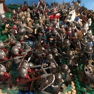 Game of Thrones, Battle of the Trident; Robert's Rebellion: