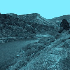 """The Turquoise Trail (woody lauland) Tags: river landscape nm """"newmexico"""""""