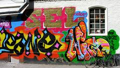 graffiti amsterdam (wojofoto) Tags: amsterdam nederland netherland holland graffiti streetart wojofoto wolfgangjosten soundgarden marnixstraat pane sel selone nico