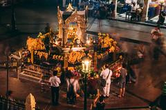 Erawan shrine (21mapple) Tags: erawan shrine buddhist religion bangkok