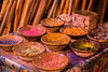 Paint in the Souks (Tim&Elisa) Tags: marrakech morocco canon city africa souk colorful