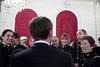 2018-03-01 : Paris, Elysée, Jeudi de l'Elysée (Elysée - Présidence de la République) Tags: sourires discussion jardind'hiver macron elysee musique garderépublicaine