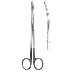 Metzenbaum Scissors 18.0 cm , Curved, Super-Cut (jfu.industries) Tags: curved cut dissecting general health healthcare hospital industries instruments jfu medical metzenbaum pakistan scissors super supercut surgery surgical surgicalinstruments
