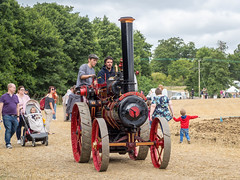 Shrewsbury Steam Rally 2017 (Ben Matthews1992) Tags: shrewsbury steam rally 2017 shropshire salop onslow park old vintage historic preserved preservation vehicle transport haulage show fair classic british england tasker tractor by160 traction engine