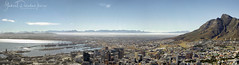 Cape Town from Signal Hill (Gabriel Paladino Photography) Tags: panorama cape town pano capetown signalhill westerncape southafrica city landscape mountain hill ciudad ciudaddelcabo sudafrica view vista travel travelling canon tamron 2875 panoramic 77d gabrielpaladino