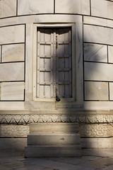 Taj Mahal Minaret Door