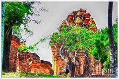 Po Nagar- ehemaliger hinduistischer Tempelkomplex des Champa-Reiches (t1p2m3) Tags: po nagar ehemaliger hinduistischer tempelkomplex des champa reiches thap cham