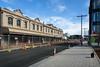 Starting to Look Good (Jocey K) Tags: newzealand nikond750 southisland christchurch architecture buildings cbd street road roadcone pathment crane lichfieldstreet
