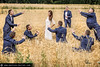 he wants her (Mathieu Muller) Tags: portrait outdoor extérieur couple wedding field manipulation ps photoshop clone clones clonage wwwmathieumullercom mathieumuller composite mariage