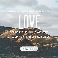 ROMANS 5:8. #GoodFriday (Natefx) Tags: ifttt instagram nate fx