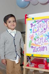 Proud Older Brother (-gunjan) Tags: people love brother sister painting toddler infant kids proud